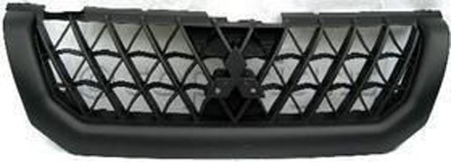 Mitsubishi Montero Sport Grille Assembly - 5