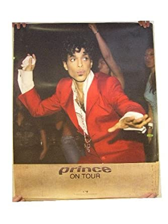 Prince Poster 2 Sided Musicology at Amazon's Entertainment