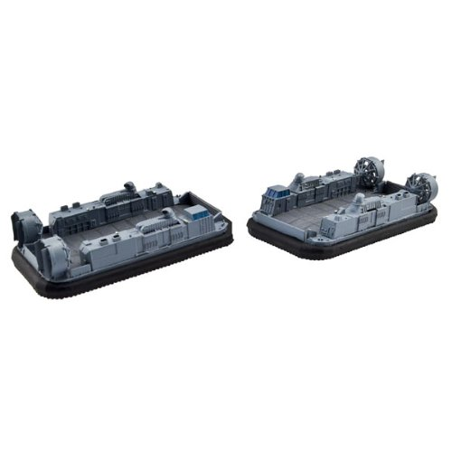 Gallery Models USN LCAC Hovercraft Vehicle Model Kit