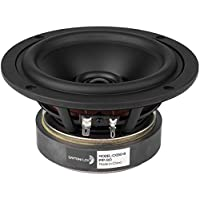 Dayton Audio CX150-8 5-1/4 Coaxial Driver with 1 Silk Dome Tweeter 8 Ohm