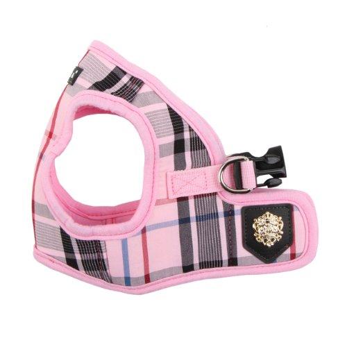 Puppia Authentic Junior Harness B, Medium, Pink
