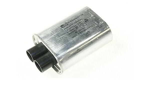 Sharp - Condensador para Micro microondas Sharp - bvmpièces ...