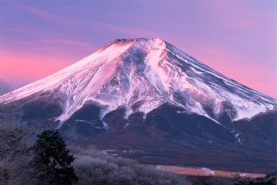 Tomax Mount Fuji, Japan 1000 Piece Glow-in-the-dark Jigsaw - Mount Fuji Mountain