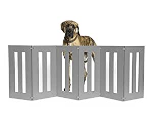 "Backyard Dog Outdoor Pet Gate - 6 Panels - 32"" Tall"
