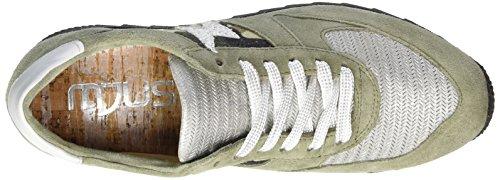 Mjus 878104-0302 - Zapatillas Mujer Mehrfarbig (Salvia Fossile Militare)