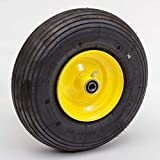 "Lapp Wheels 13.6"" Pneumatic Wheel, Garden"
