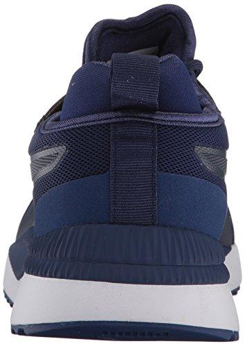 PUMA Mens Pacer Next Sneaker,Blue Depths-Peacoat,9.5 M US
