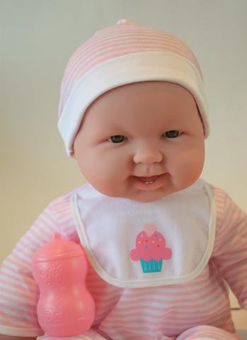Unisex Soft Body Baby Patti - Doll Therapy for Memory Care and Loss from Aging or Kids