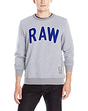Men's Warth Crew Neck Pullover Sweatshirt
