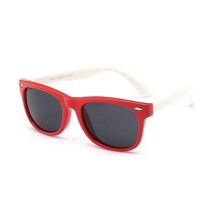 QYLJX Gafas de Sol para niños, Gafas de Sol de protección ...