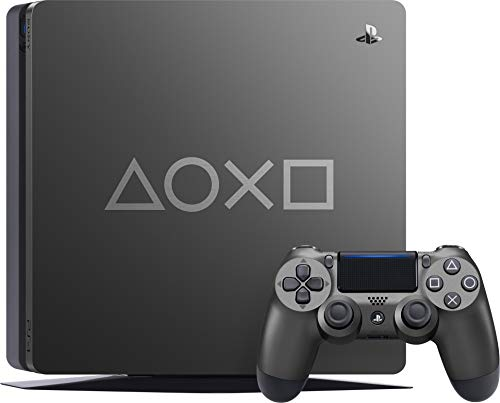 Days of Play Limited Edition Steel Black 1TB PS4 (PS4) 5