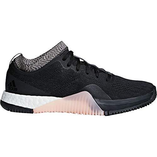 開発する夢ペナルティ(アディダス) Adidas レディース ランニング?ウォーキング シューズ?靴 Crazytrain Elite Boost Running Shoe [並行輸入品]