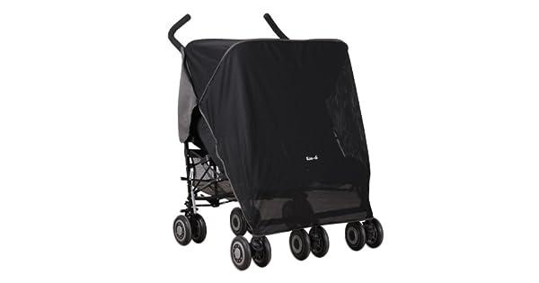 Amazon.com: Koo-di doble sol y dormir carriola cubierta ...