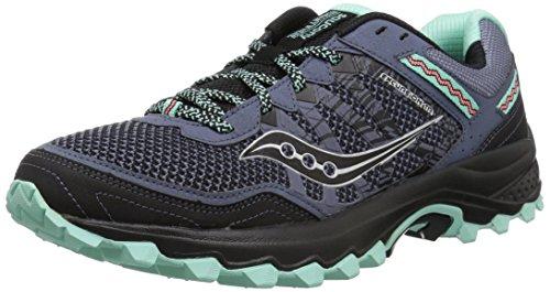 Aqua Excursion Sneaker Saucony Black Tr12 Women's 4Z5qa