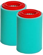 HIFROM Air Filter Element Cleaner for Yamaha Big Bear 250 & 400 YFM250B YFM400 YFM400FB YFM400F YFM400FB, Bear Tracker 250 YFM250X YFM250B YFM250XH Replaces 1P0-E4450-00-00 4XE-E4450-00-00