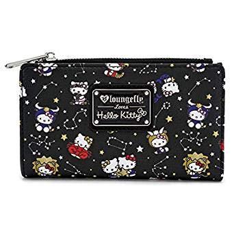 a6f8b2107 Amazon.com: Loungefly Hello Kitty Zodiac Wallet: Toys & Games