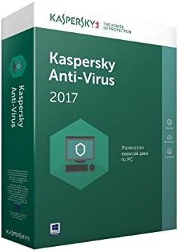 Kaspersky Lab Anti-Virus 1 Año - Seguridad y antivirus (3, 1 año(s), Soporte físico): Amazon.es: Software