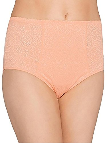 Chantelle Magnifique High-Waist Brief, XL, Apricot