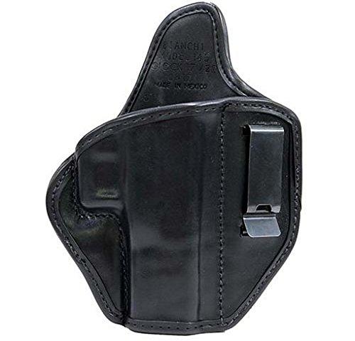 26760 Bianchi, 145 Allusion Subdue IWB Holster, Glock 17, 22, 31, Right Hand, Black