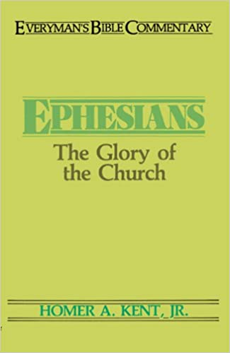 Ephesians (Everyman's Bible Commentary Series)