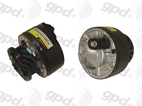Parts Panther OE Replacement for 1987-1991 Chevrolet G10 A/C Compressor (Beauville/Bonaventure/Chevy Van/Sportvan)
