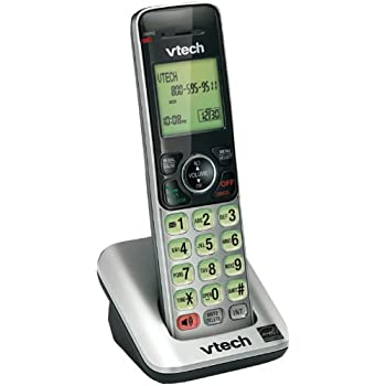 amazon com vtech cs6829 dect 6 0 expandable cordless phone system rh amazon com Old VTech Phonics VTech Phonics