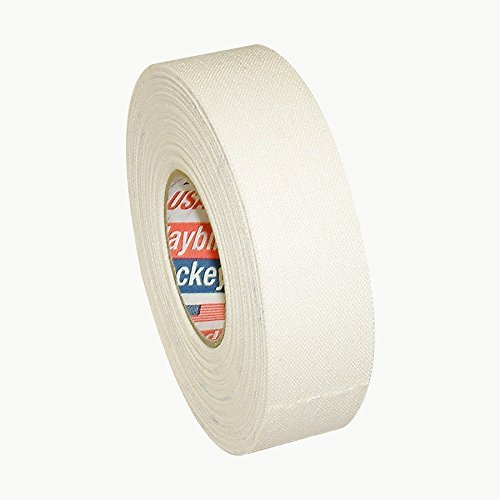 Jaybird 299-1025WH and Mais 299 Hockey Tape: 1' x 25 yd.