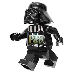 [Kultiges Gadget!] Lego Star Wars Wecker – Darth Vader für 26,97€