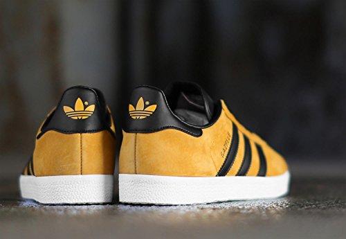 adidas Gazelle Calzado gold/black