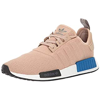 adidas Originals mens Nmd_r1 Running Shoe, St Pale Nude/St Pale Nude/Carbon, 13.5 US