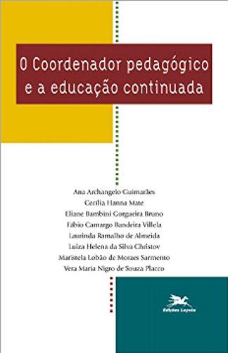 O Coordenador Pedagógico e a Educação Continuada