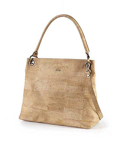 Vegan Purse Handbag Natural Eve