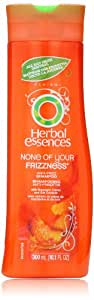 Herbal Essences None Of Your Frizzness Smoothing Hair Shampoo 10.1 Fl Oz