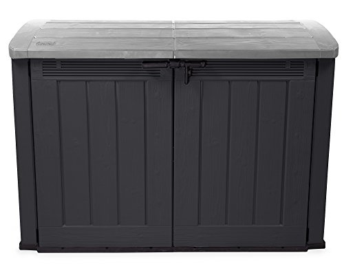 Keter Aufbewahrungsbox Store it Out Ultra, Anthrazit, 2.000L