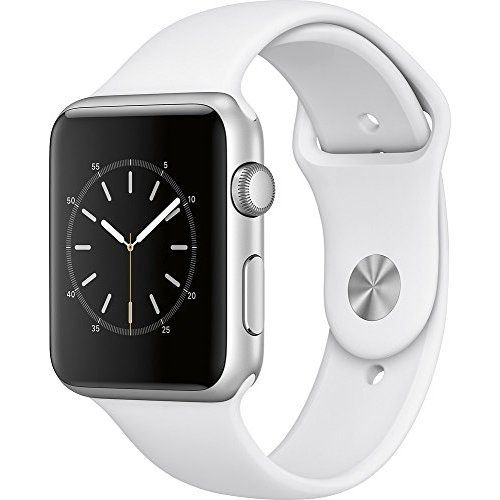 Apple Watch Smartwatch Silver Aluminum