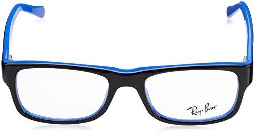 Ray Ban - RX5268 - Lunettes de soleil Homme 5179: black on blue