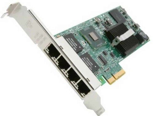 Intel Corp E1G44ET2 Gigabit ET2 Quad Port Adapter by Intel