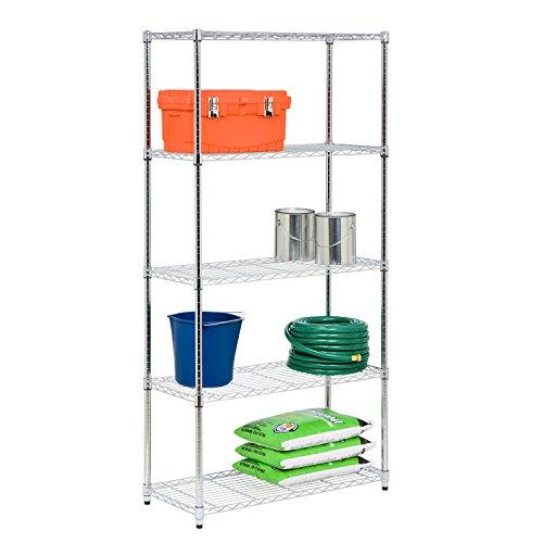Honey-Can-Do International Tool Utility Shelves