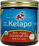 Cheap Kelapo Extra Virgin Coconut Oil, 14 Ounce (Pack of 6)