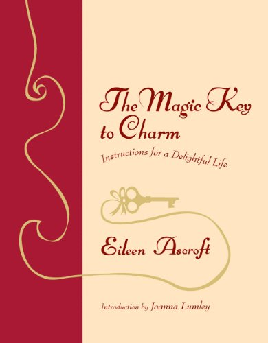 The Magic Key to Charm (Legendary Authors And The Clothes They Wore)