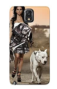 New Dog Snap-on Treponemaor Skin Desert Case Cover Compatible With Galaxy Note 3- Inna