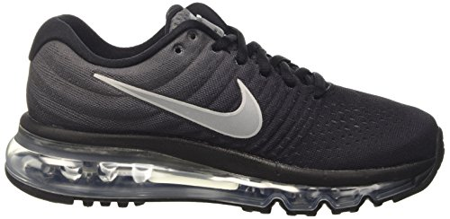 Nike Jungen Air Max 2017 (GS) Laufschuhe Nero (Black/Summit White/Anthracite)