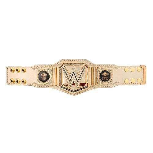 WWE Authentic Wear Championship Connor's Cure Mini Replica Title Belt