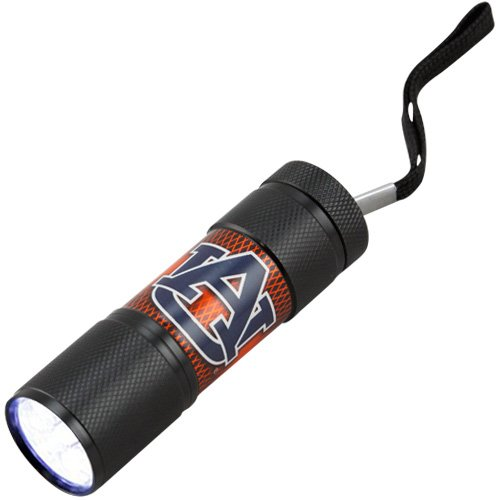 - NCAA Auburn Tigers LED Flashlight