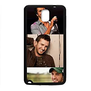Amiable Guitar player Luke Bryan Cell Phone Case for Samsung Galaxy Note3