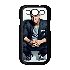 Customize Famous Singer Drake Back Cover Case for Samsung Galaxy S3 i9300 by runtopwell