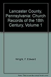 Lancaster County, Pennsylvania: Church…