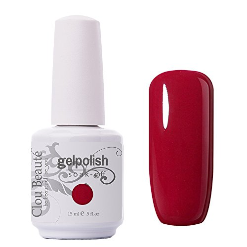 Clou Beaute Gelpolish 15ml Soak Off UV Led Gel Polish Lacque