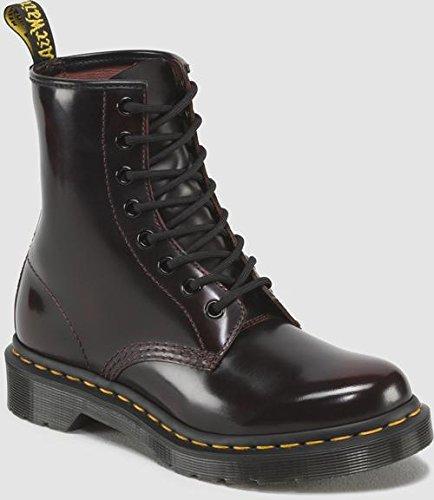 Dr. Martens Women's 1460 W 8 Eye Boot, Cherry Red, 7 M US/5