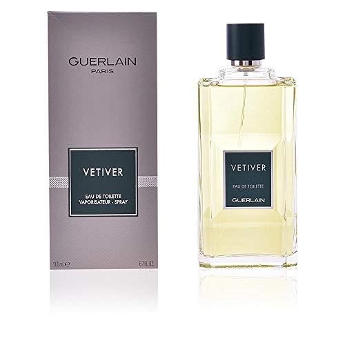 Vetiver Guerlain Men Eau-de-toilette Spray by Guerlain, 3.3 Ounce